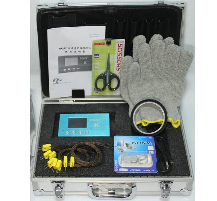 RQ8T-1000八通道炉温测试仪、SMT测试仪、8通道炉温跟踪仪